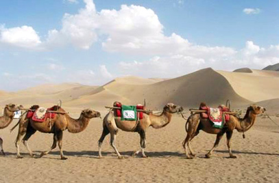 The southern Silk Road tour